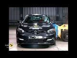 2014 Renault Megane - Crash Test