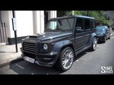 Mercedes-Benz G55-Couture Mansory Full Carbon