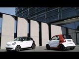 2015 Smart ForTwo and ForFour Footage