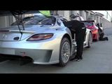 AMG Driving Academy - Experience The SLS AMG GT3