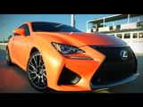 Lexus RC F - Shut Up and Drive