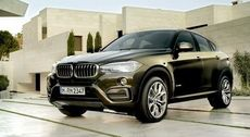 The all-new BMW X6 / Official Launchfilm